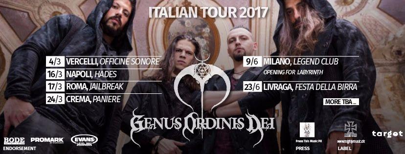 GENUS-ORDINIS-DEI