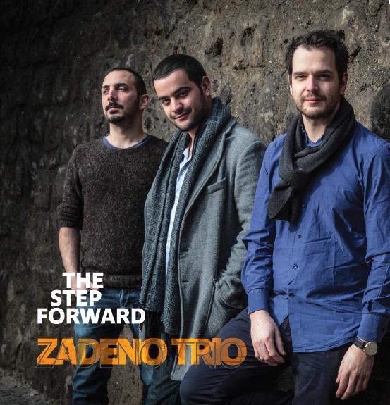 "P.-23-I-LOVE-RADIO-ROCK---ZADENO-TRIO-""THE-STEP-FORWARD"""