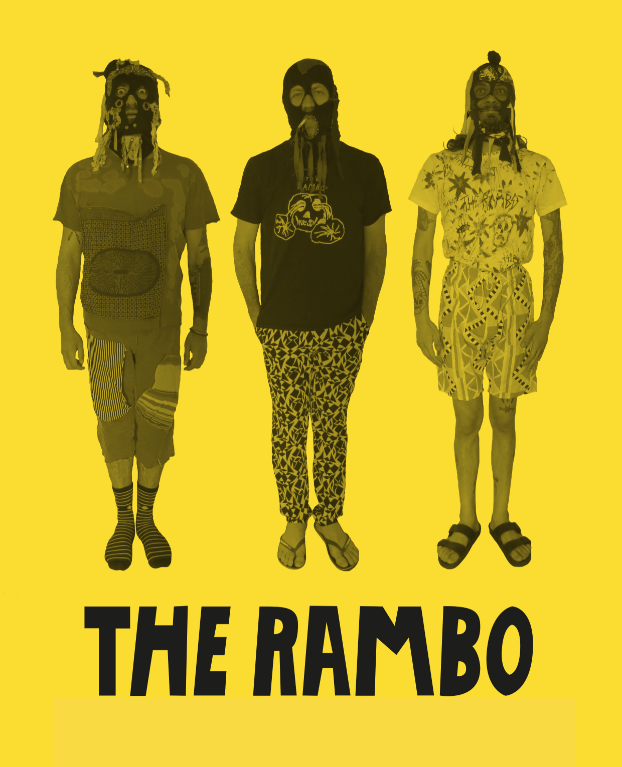 "P.-24-I-LOVE-RADIO-ROCK---THE-RAMBO-""THE-PAST-DEVOURS-EVERYTHING"""