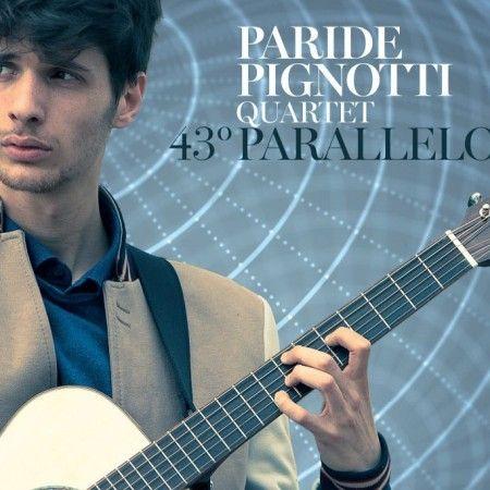 """P.-4-I-LOVE-RADIO-ROCK---PARIDE-PIGNOTTI-QTET-""""43°-Parallelo"""""""